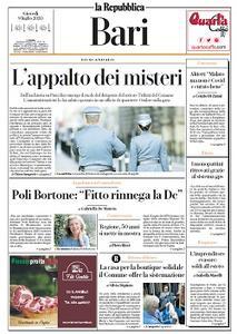 la Repubblica Bari - 9 Luglio 2020