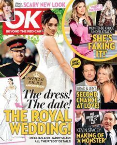 OK! Magazine Australia - November 20, 2017