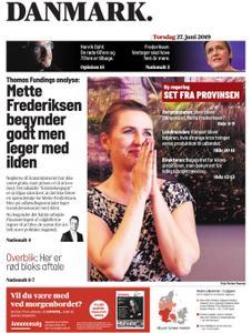 JydskeVestkysten Varde – 27. juni 2019