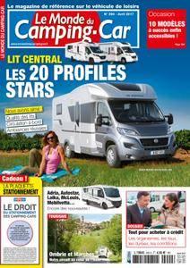 Le Monde du Camping-Car - avril 2017