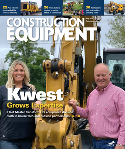 Construction Equipment - July 2020