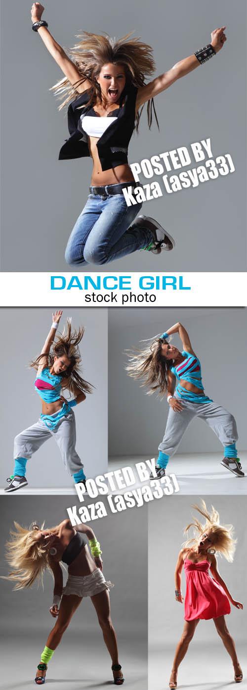 Dance girl 2
