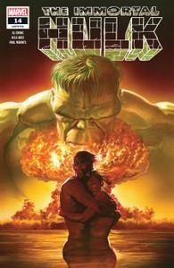 Immortal Hulk 014 2019 GreenGiant