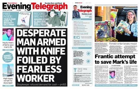 Evening Telegraph First Edition – June 27, 2019