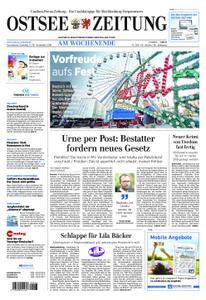 Ostsee Zeitung Wolgast - 17. November 2018