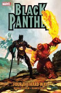 Black Panther vol. 05 - Four the Hard Way (2007) (digital TPB)