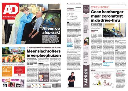 Algemeen Dagblad - Waterweg – 07 april 2020