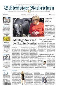 Schleswiger Nachrichten - 20. Juli 2018