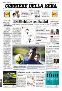 Corriere della Sera – 19 agosto 2019