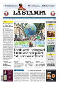 La Stampa Imperia e Sanremo - 28 Settembre 2019