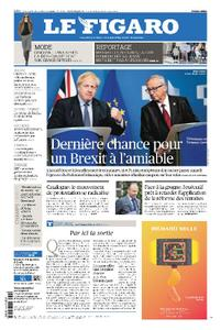 Le Figaro – 18 octobre 2019