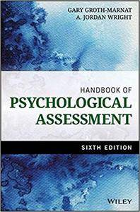 Handbook of Psychological Assessment, 6th Edition