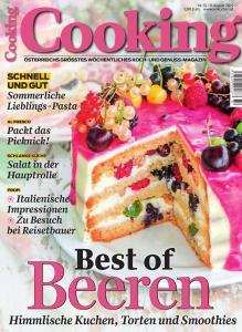 Cooking Austria - 9 August 2019