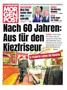 Hamburger Morgenpost – 11. September 2020