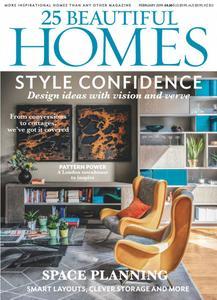 25 Beautiful Homes - February 2019
