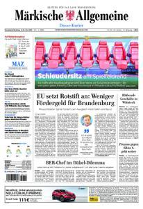 Märkische Allgemeine Dosse Kurier - 11. Mai 2019