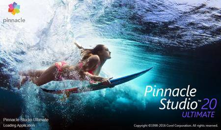 Pinnacle Studio Ultimate 20.1.0 (x86/x64) + Content Pack