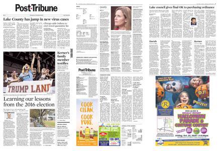 Post-Tribune – October 14, 2020