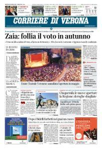 Corriere di Verona – 08 aprile 2020
