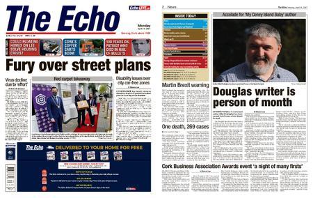 Evening Echo – April 19, 2021