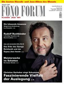 Fono Forum - Oktober 2021