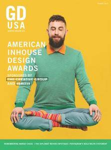 Graphic Design USA - August 2017