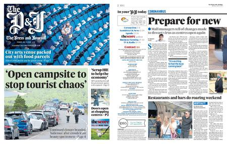 The Press and Journal Moray – July 13, 2020