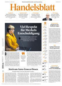 Handelsblatt - 25 März 2021