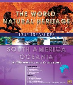 The World Natural Heritage: True Treasures of the Earth. South America & Oceania (2008)