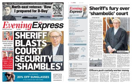 Evening Express – June 05, 2019