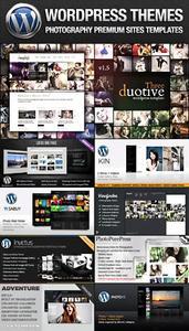 ThemeForest Photography Portfolio Wordpress Templates
