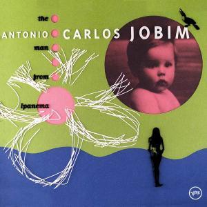 Antonio Carlos Jobim - The Man From Ipanema [3CD Box Set] (1995)