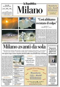 la Repubblica Milano - 30 Gennaio 2020