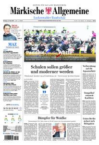 Märkische Allgemeine Luckenwalder Rundschau - 13. Mai 2019