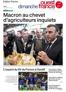 Ouest-France Édition France – 23 février 2020