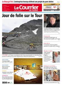 Le Courrier de l'Ouest Nord Anjou – 27 juillet 2019