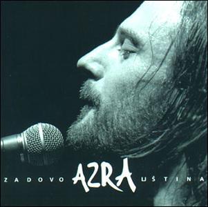 AZRA - Zadovoljstina - Zagreb, Live Concert (1987)