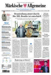 Neue Oranienburger Zeitung - 21. Dezember 2017