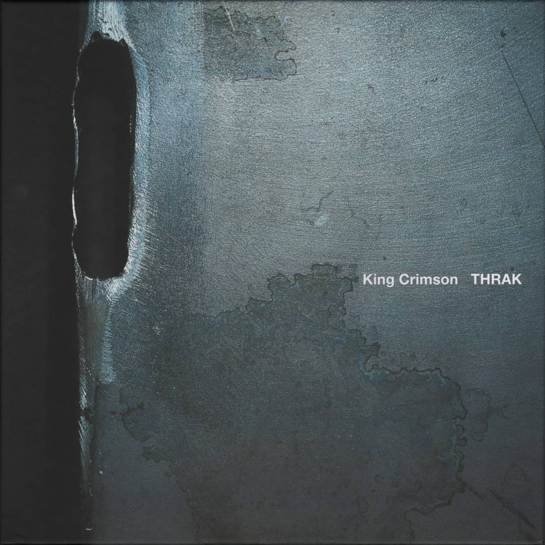 King Crimson - THRAK (1995) {2xBlu-ray only 40th Anniversary Series DGM KCCBX13 rel 2015}