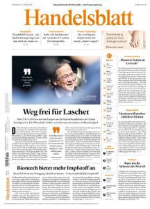 Handelsblatt - 21 April 2021