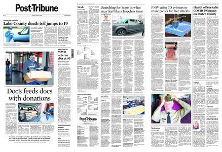 Post-Tribune – April 10, 2020