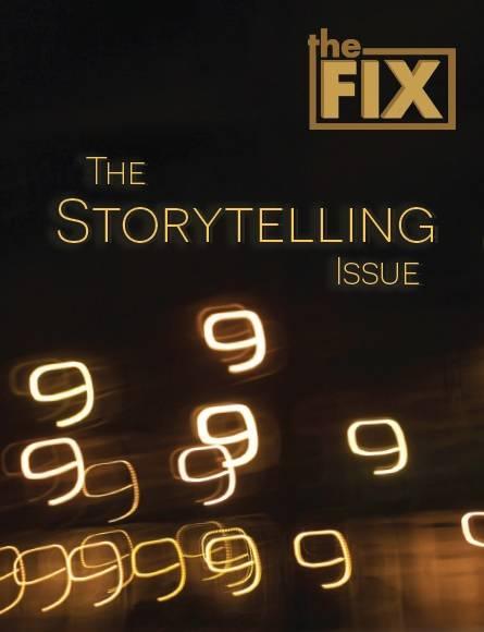 The Fix Magazine - The Storytelling Issue 2016