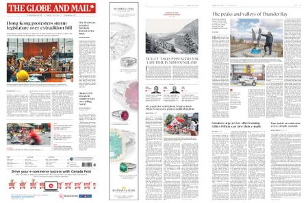 The Globe and Mail – July 02, 2019