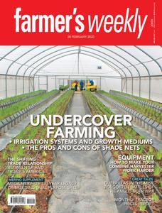 Farmer's Weekly - 28 February 2020
