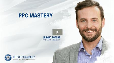 Josh Roache - PPC Mastery