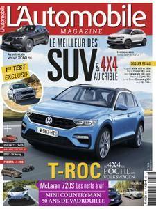 L'Automobile Magazine - juillet 2017