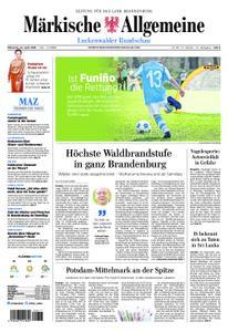 Märkische Allgemeine Luckenwalder Rundschau - 24. April 2019