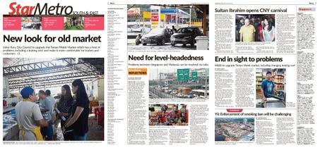 The Star Malaysia - Metro South & East – 28 January 2019