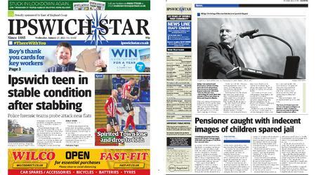 Ipswich Star – January 27, 2021