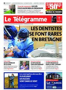 Le Télégramme Brest Abers Iroise – 24 juillet 2021
